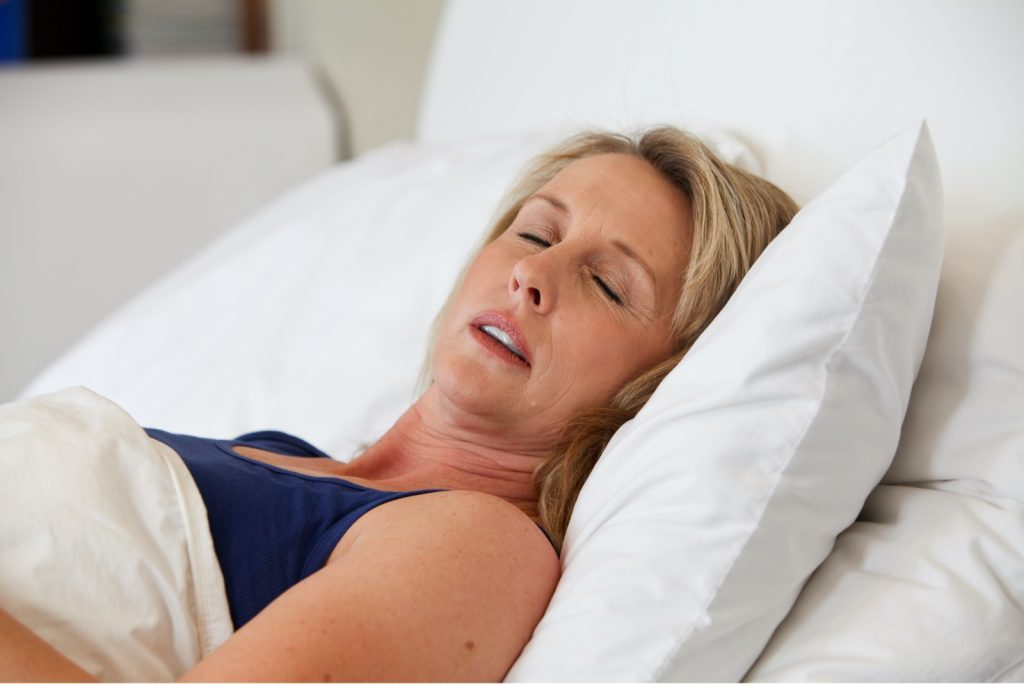Snore No More!